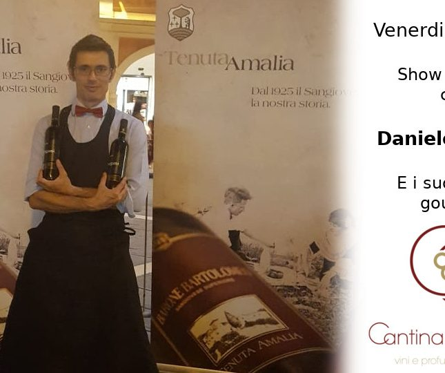 show cooking daniele reponi